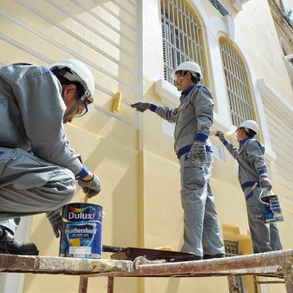 kết quả hình ảnh sơn nhà